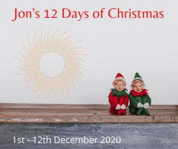 Jon's 12 Days of Christmas