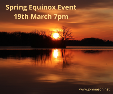 Spring Equinox Graphic - March 2021