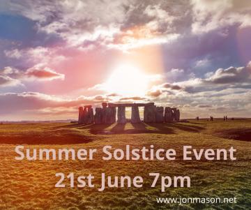 Summer Solstice Event